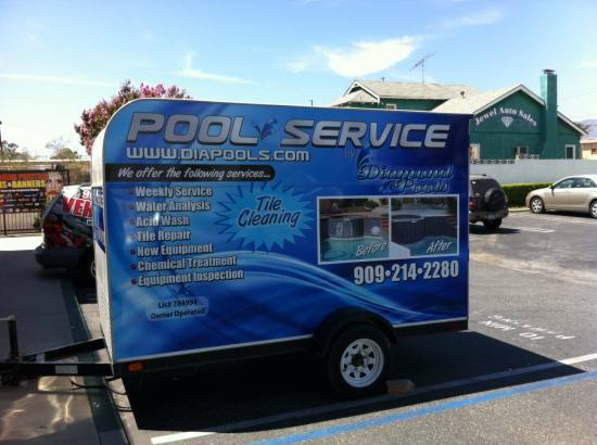 Vehicle Wraps / Car Wraps - Upland, CA - Rancho Cucamonga, CA